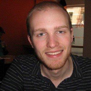 Craig Mazerolle, winner of the CAWLS 2014 Undergraduate Paper Prize