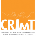 "CFP | ""What Kind of Work for the Future? Disruption, Experimentation and Re-/Regulation"", CRIMT International Conference"