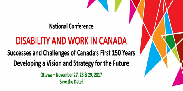 Event | National Conference on Disability and Work in Canada