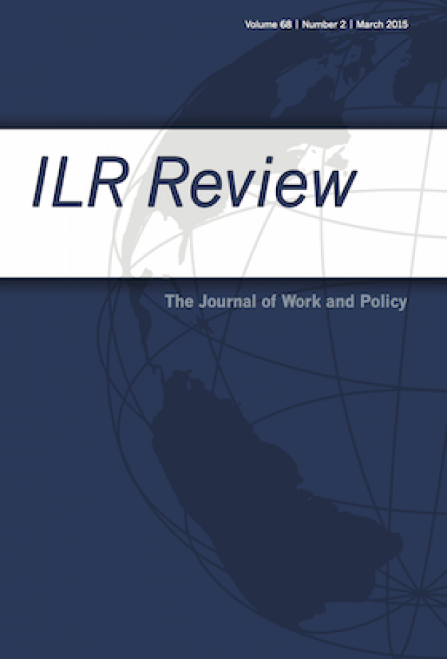 CFP | Federalism in US Work Regulation, Conference and Special Issue of the ILR Review