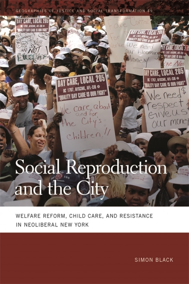 New publication: Social Reproduction and the City